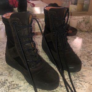 Yeezy Shoes - Yeezy Combat Boots